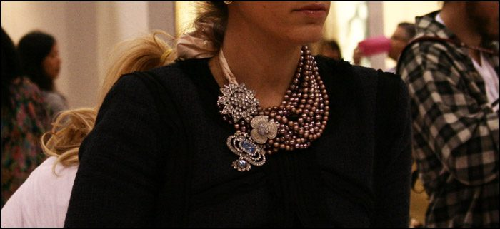 Erica Domesek's D.I.Y Chunky Necklace