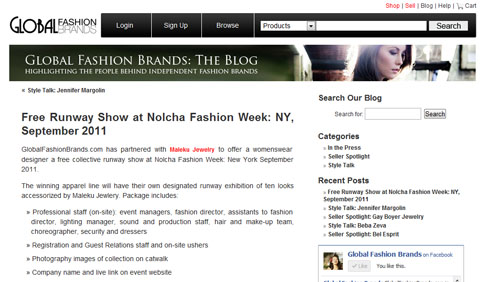 GlobalFashionBrand featured