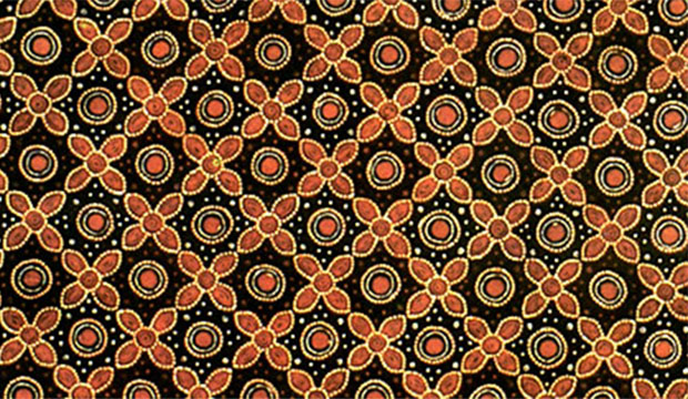 "... easy ""reading"" on this Friday afternoon on the art of batik textiles"