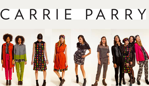 carrie parry fashion