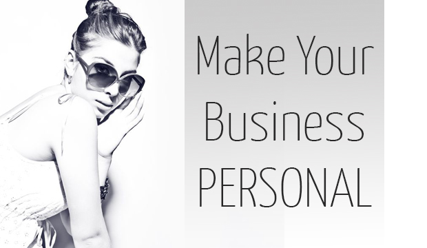 Personal Touch in business