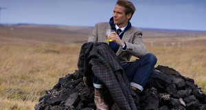 Whiskey Scented Harris Tweed